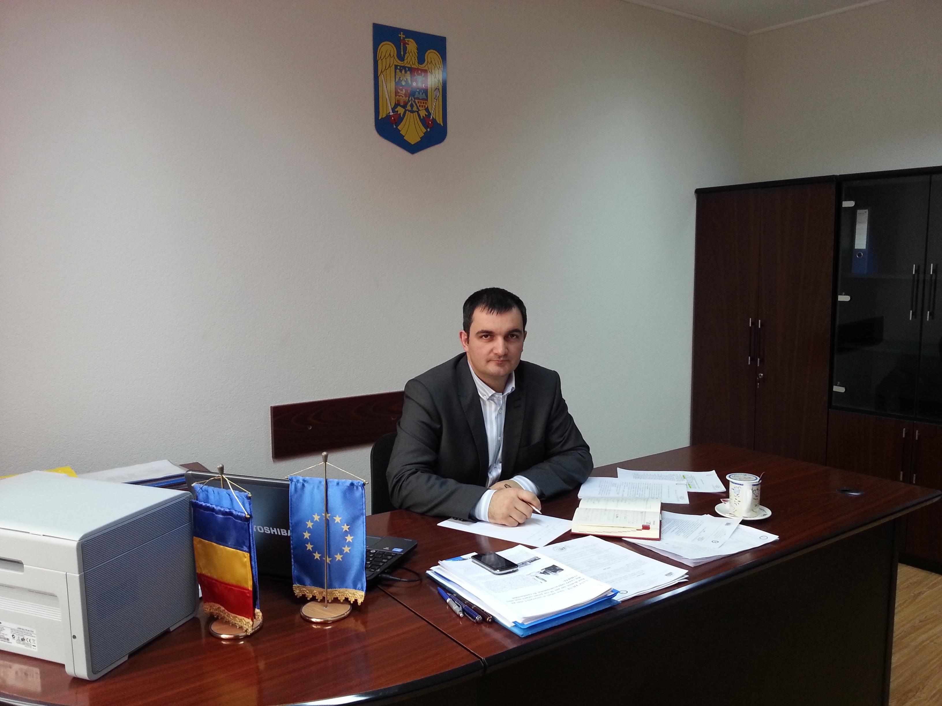 Ing Rusu Tudor - Director Tehnic SC URBIS SA