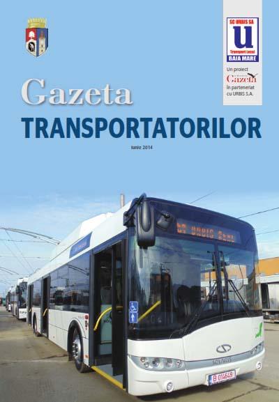 Gazeta Transportului Public Urban