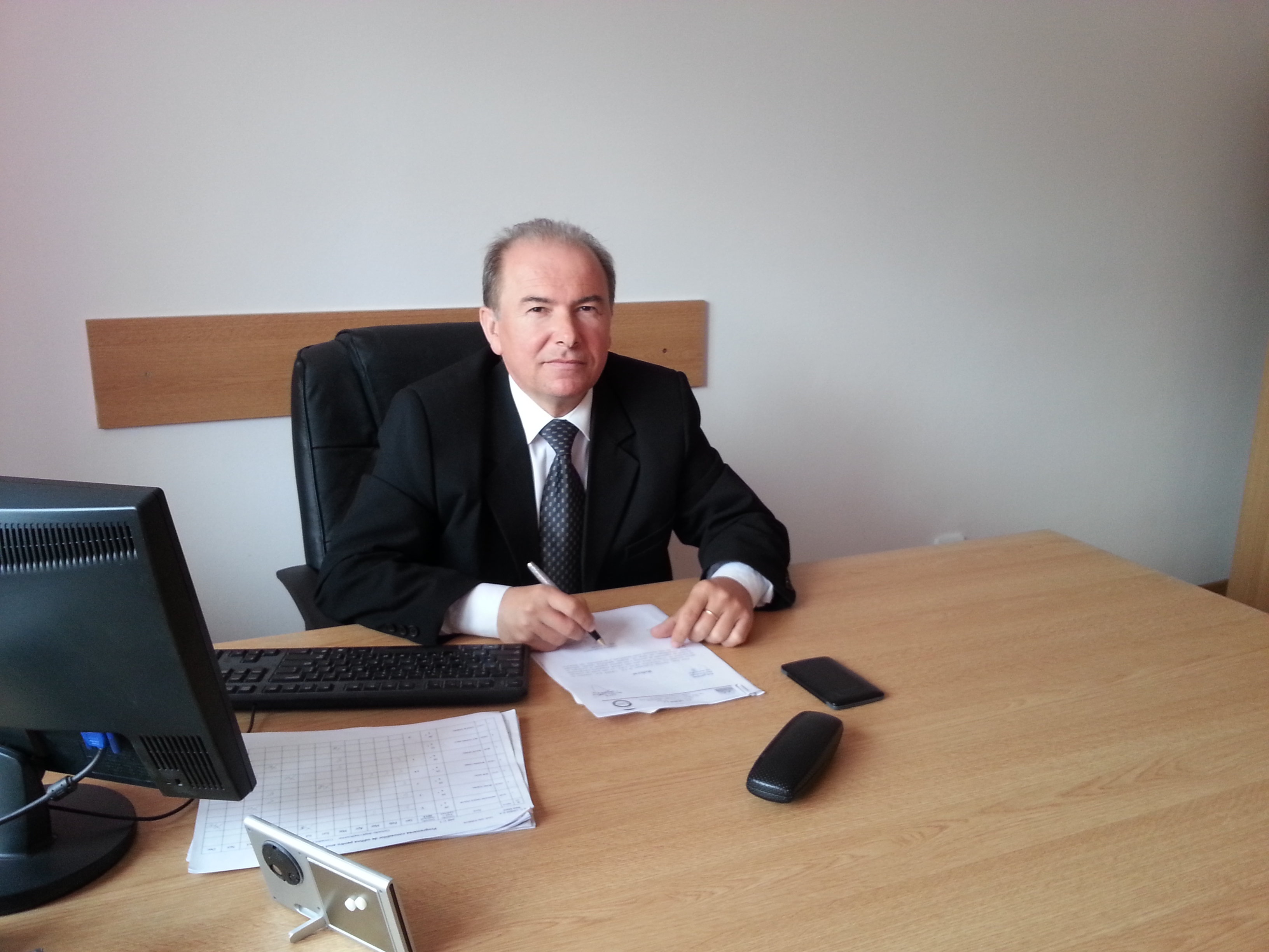Ioan Firte - Director Exploatare SC URBIS SA